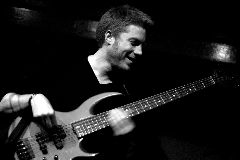 Kyle Eastwood at the Jazz Cafe, London.
