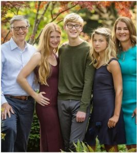 Bill-Gates-Family