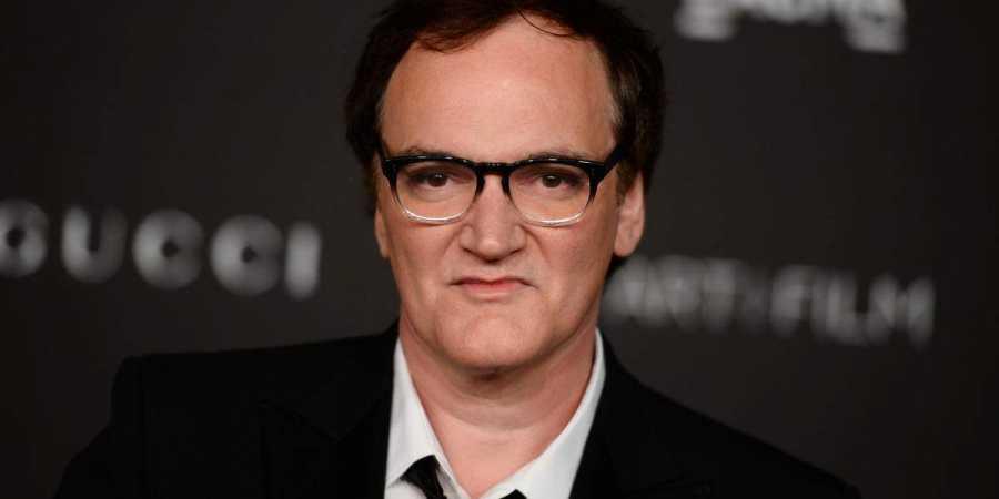 Daniella Pick's husband Quetin Tarantino